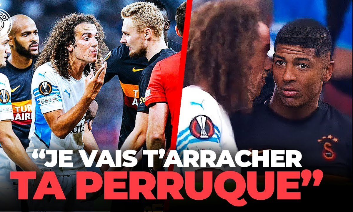 Guendouzi Vs van Aanholt : l'ÉNORME clash - La Quotidienne #935
