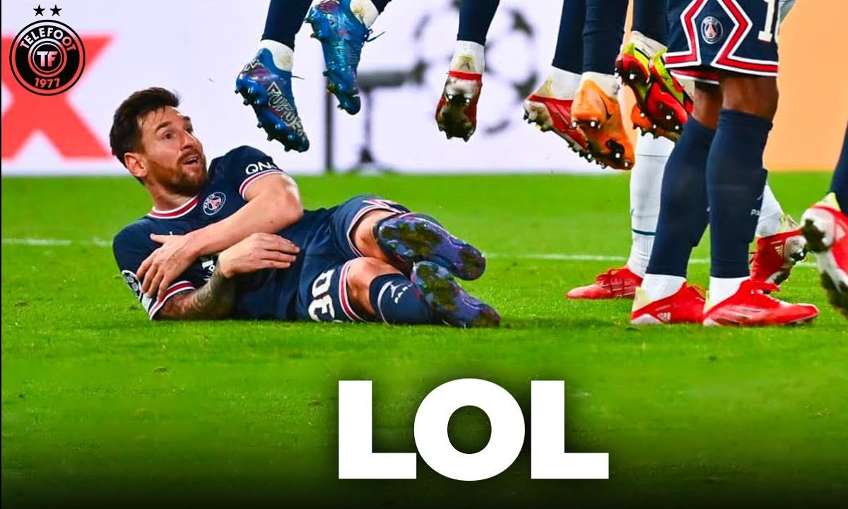 L'ABSURDE POLÉMIQUE sur Messi pendant PSG-City ! - La Quotidienne #933