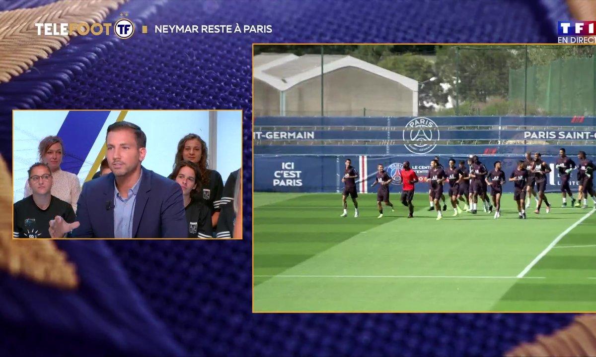 Neymar de retour sur les terrains le 14 septembre ?