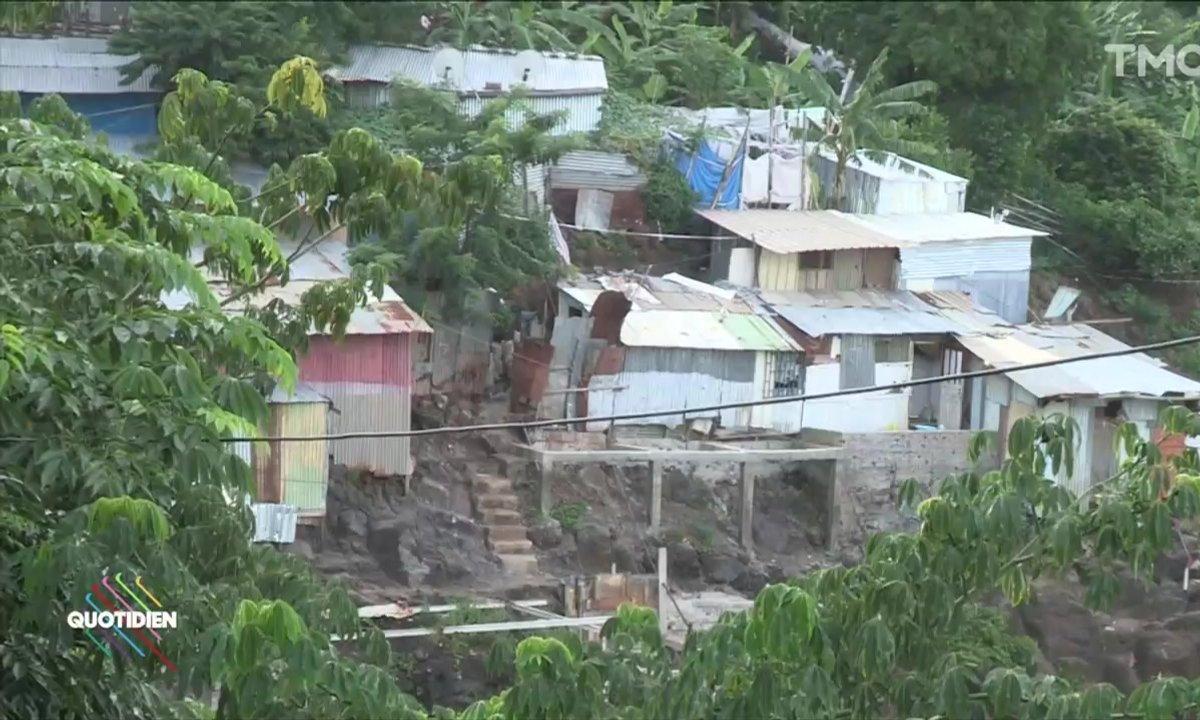 Mayotte : Kawéni, le plus grand bidonville de France