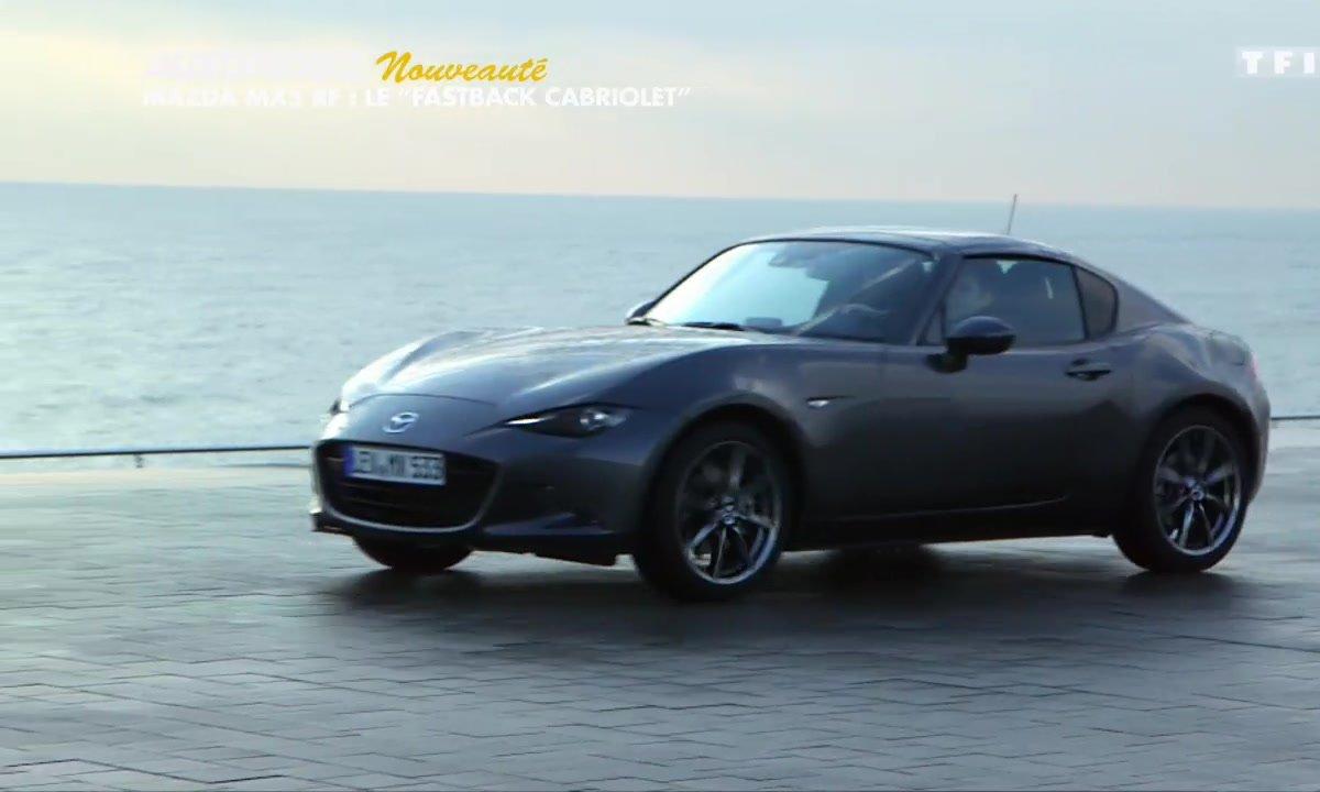 Evènement : Mazda MX-5 RF, le meilleur des 2 mondes ?