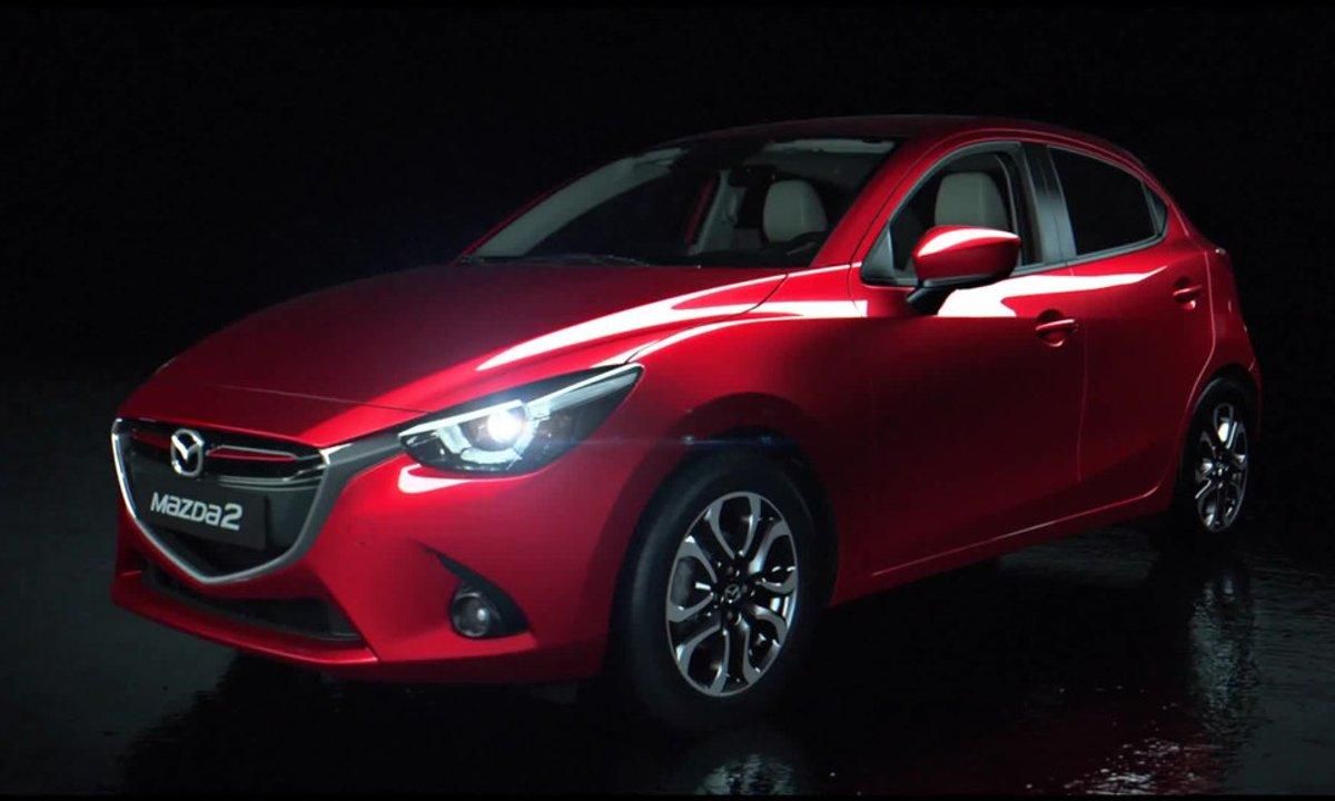Nouvelle Mazda2 2014 : présentation officielle