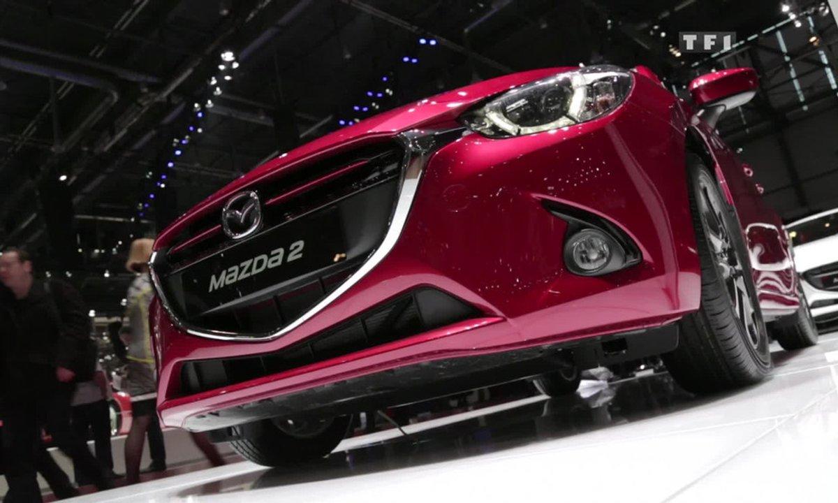 La Nouvelle Mazda2 au Salon de Genève 2015
