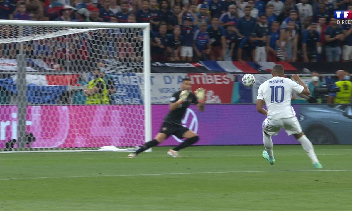 Portugal - France (0 - 0) : Voir la grosse occasion de Mbappé en vidéo