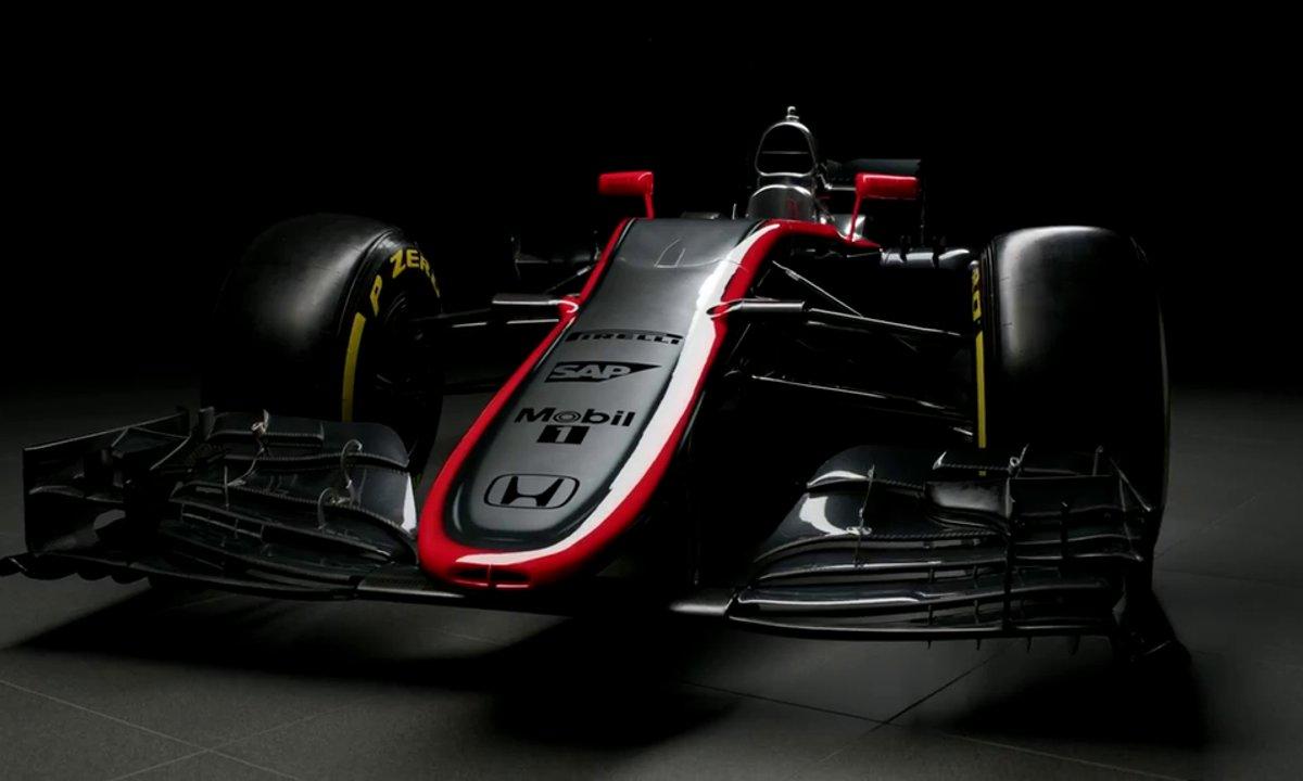 F1 2015 - McLaren-Honda : présentation officielle de la MP4-30