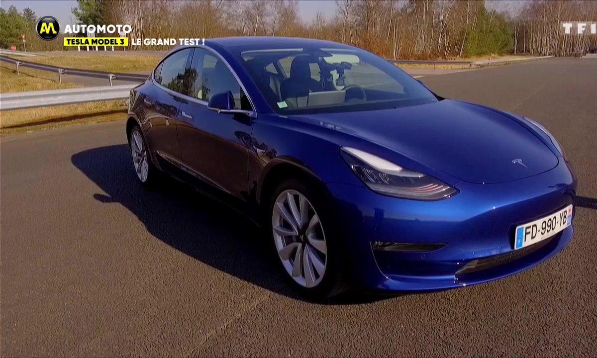 Tesla Model 3 : le grand test !
