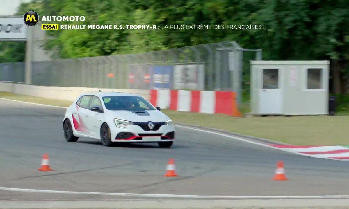 Renault Mégane R.S. Trophy-R : La plus extrême des Françaises ?