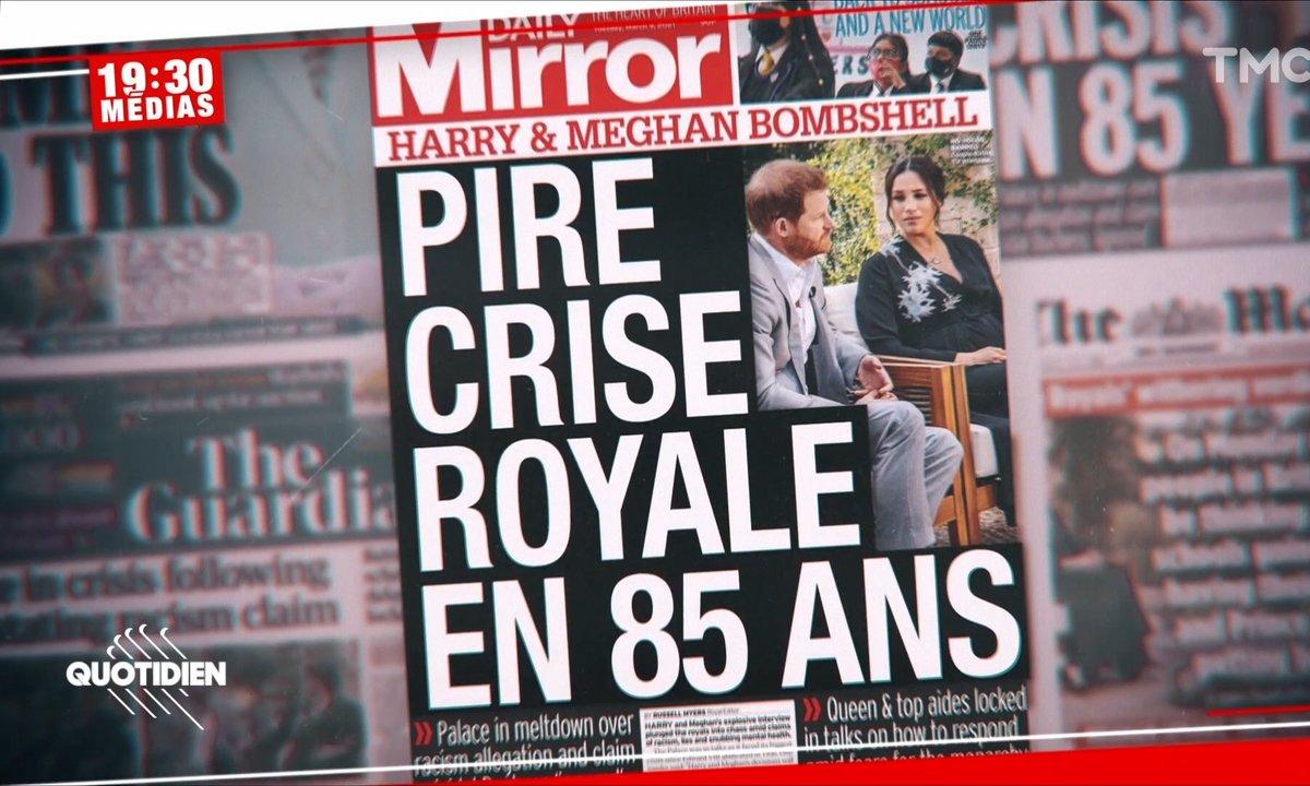 Meghan Markle et le prince Harry : la riposte des tabloïds britanniques
