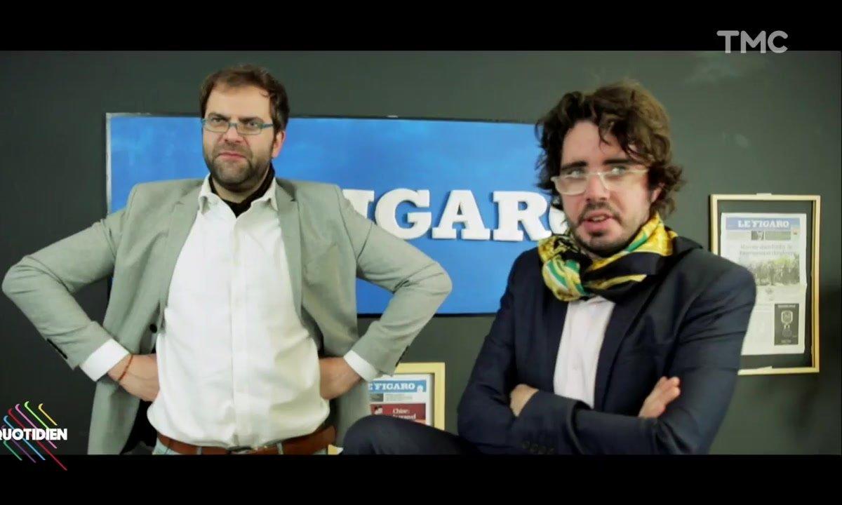 Le meilleur de la droite par Le Figaro  (Eric et Quentin)
