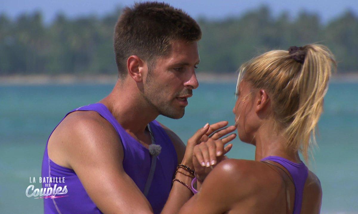 Mélanie et Vincent ne se comprennent plus dans l'épisode 38 de La Bataille des Couples