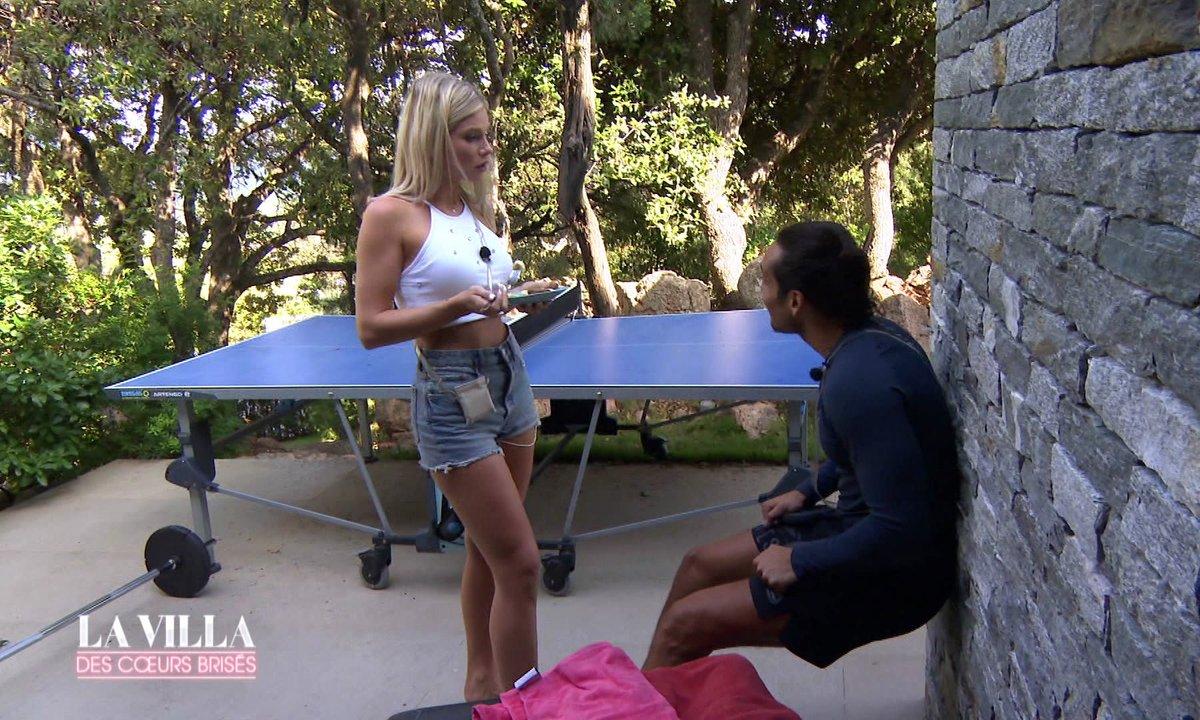 Mélanie et Alice se battent pour Romain dans l'épisode 20 - TF1