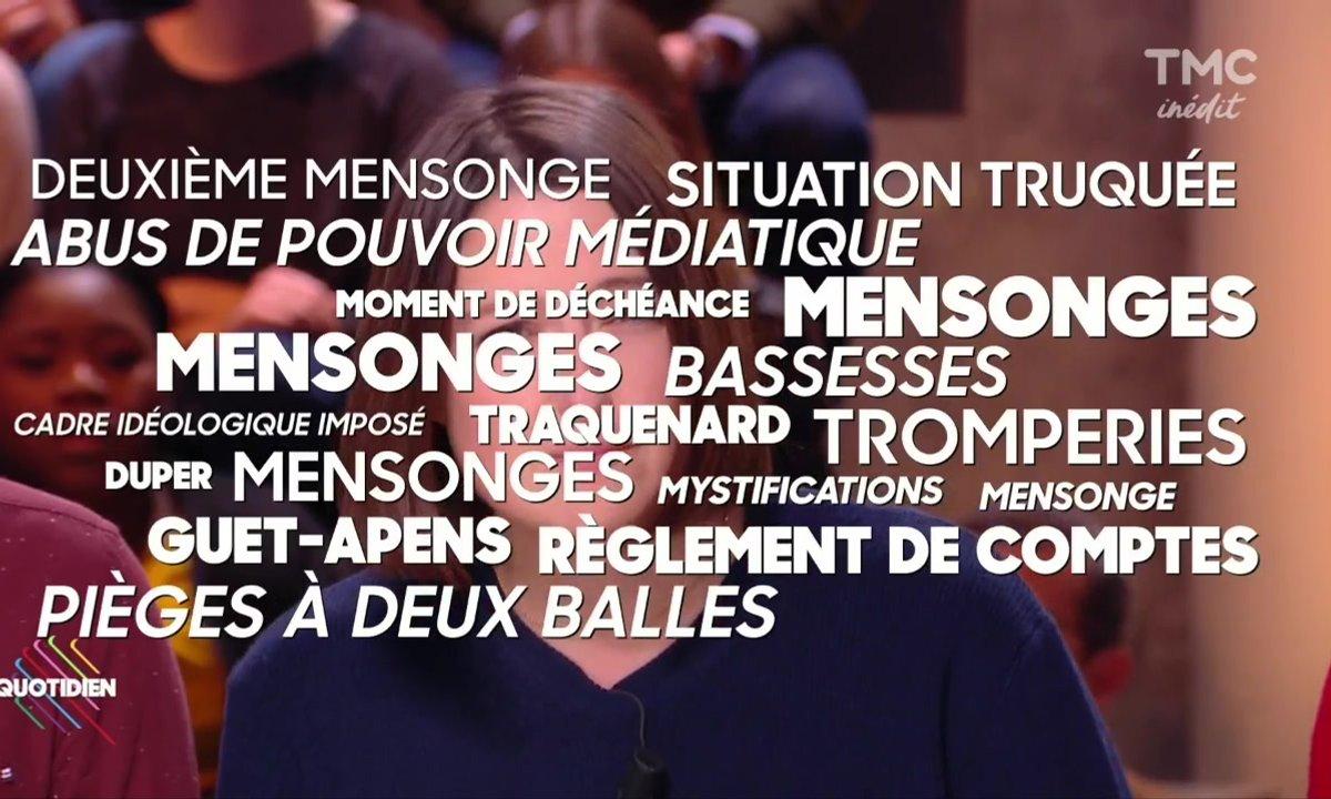 Mélenchon et son champs lexical