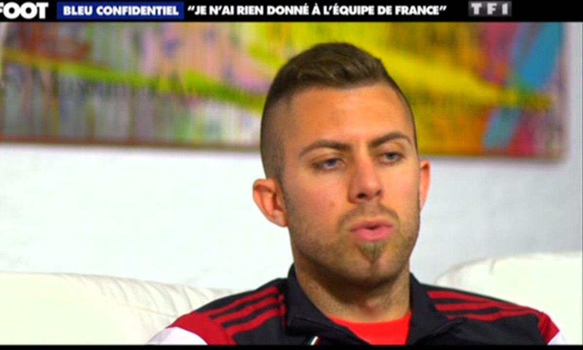 Bleu confidentiel - Ménez : « Je n'ai rien donné à l'équipe de France... »