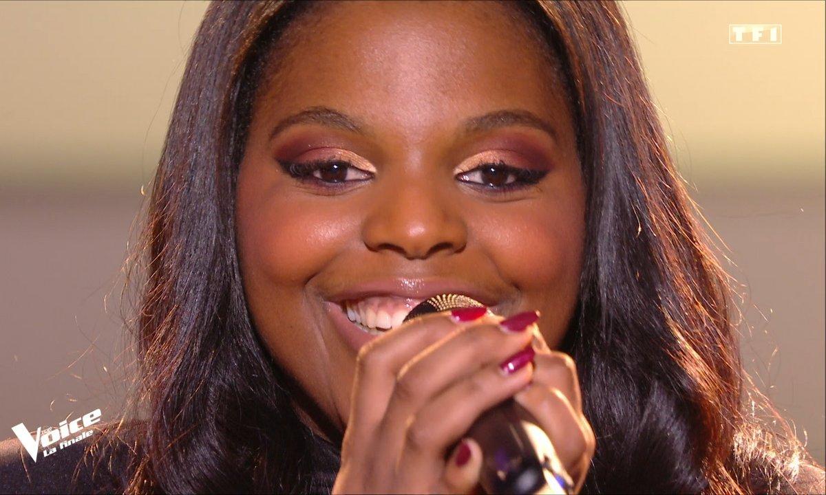 """The Voice 2021 – Mentissa chante """"We are the world"""" de Michael Jackson (Finale)"""