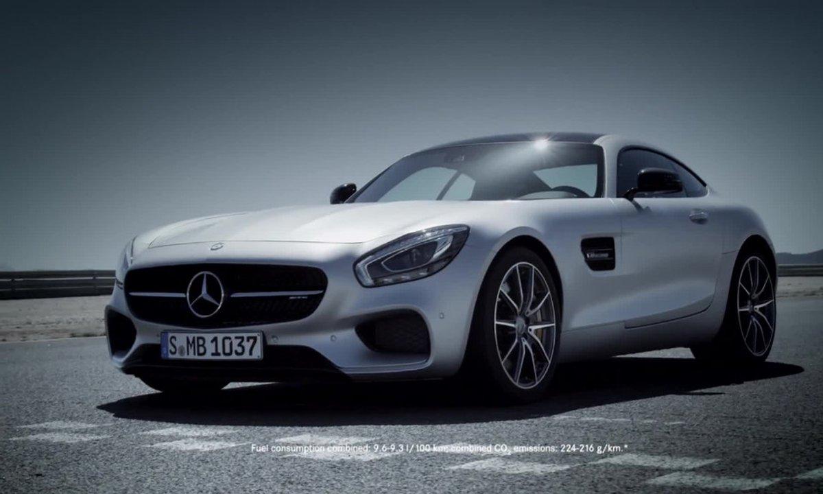 Mercedes-AMG GT 2015 : présentation officielle