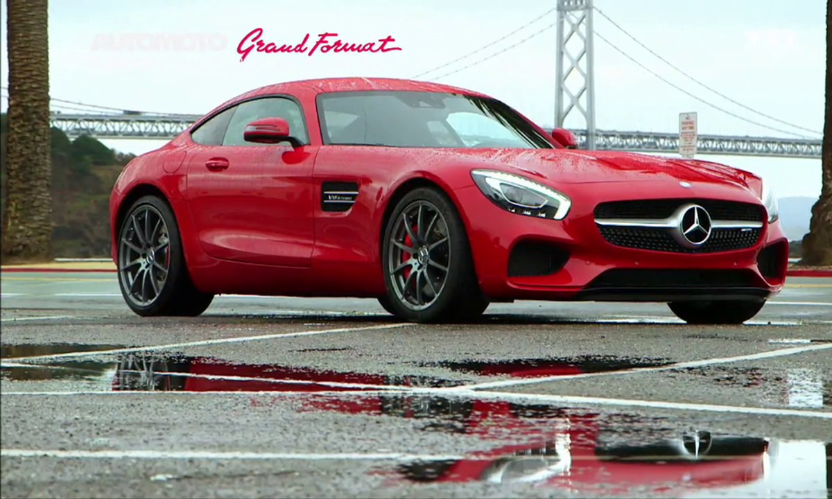 Grand Format : Mercedes-AMG GT, la tueuse de 911 à l'essai