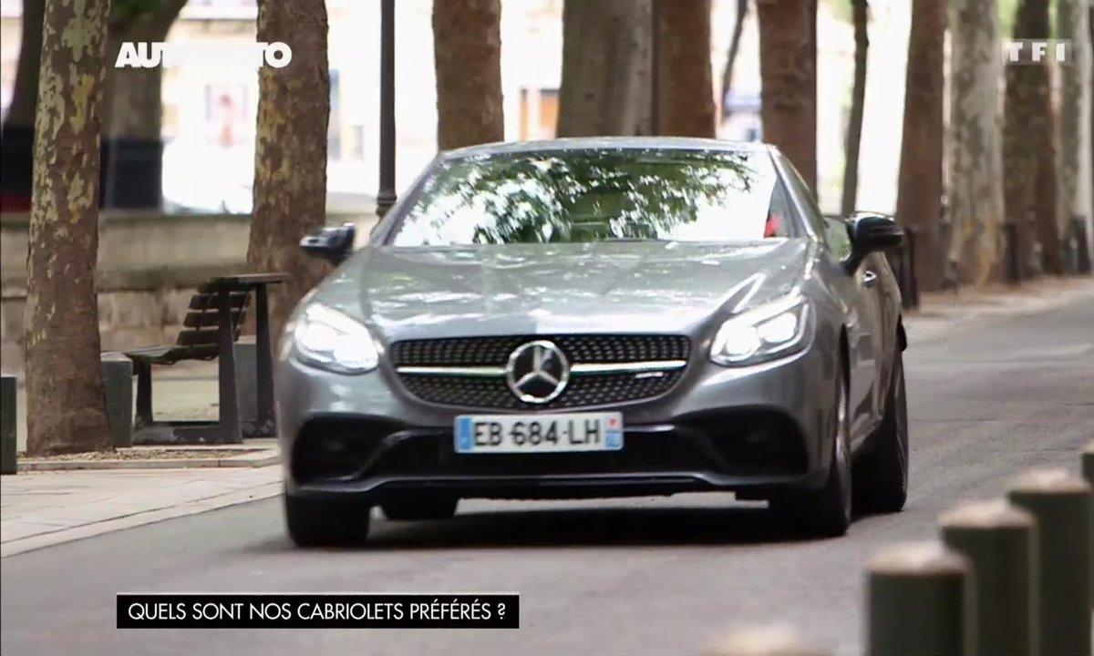 Essai - Mercedes-AMG SLC 43 2016, un coupé-cabriolet plus bourgeois que sport ?