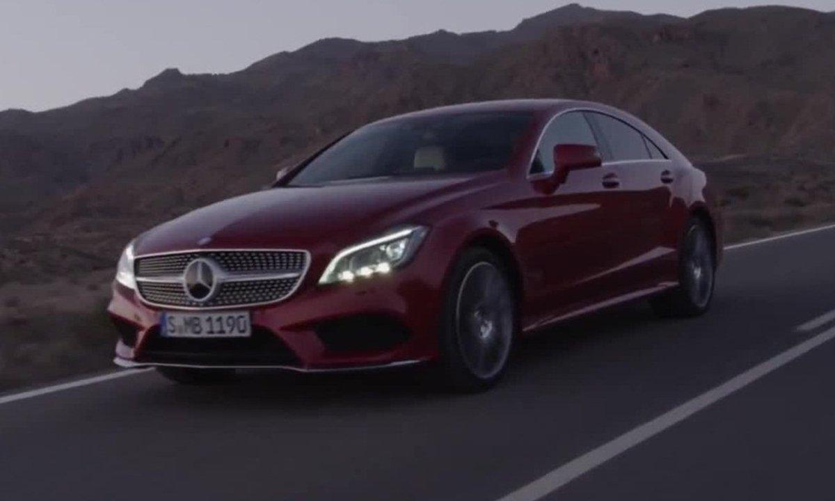 Mercedes-Benz CLS 2014 : présentation officielle