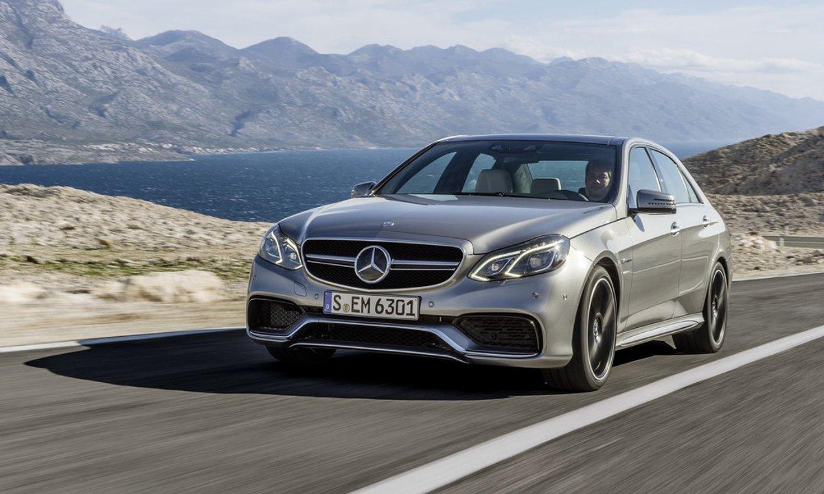 Essai Vidéo : Mercedes Classe E 2013, puissant restylage !