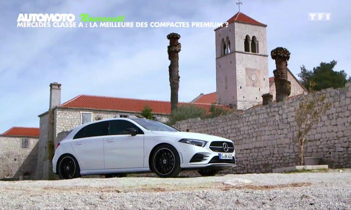 Nouveauté - Mercedes Classe A : la meilleure des compactes premium ?