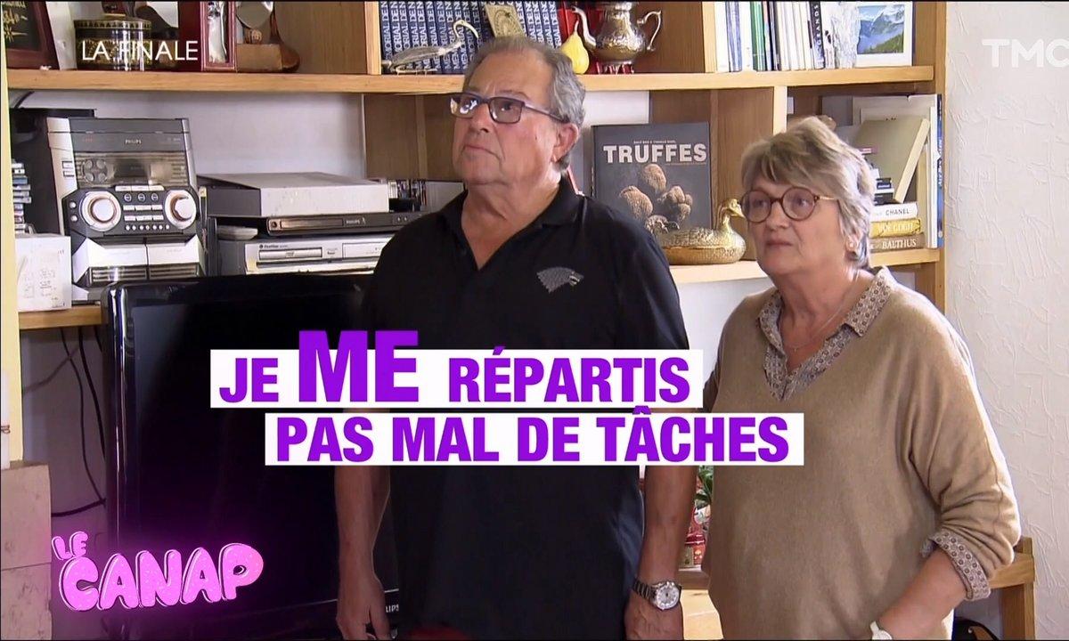 Mercredi Canap : gros coup de cœur pour Titou et Michel de Bienvenue chez vous