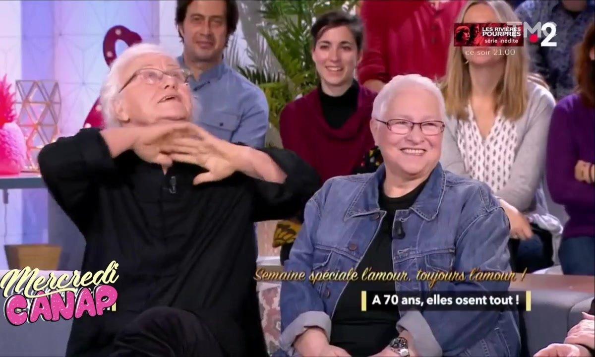 Mercredi Canap : l'émission où ta grand-mère parle mieux de sexe que toi