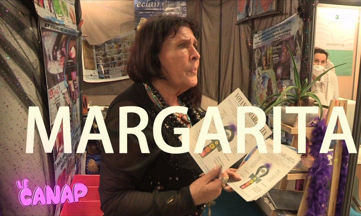 Mercredi Canap : Margarita, la reine de notre Salon Zen préféré