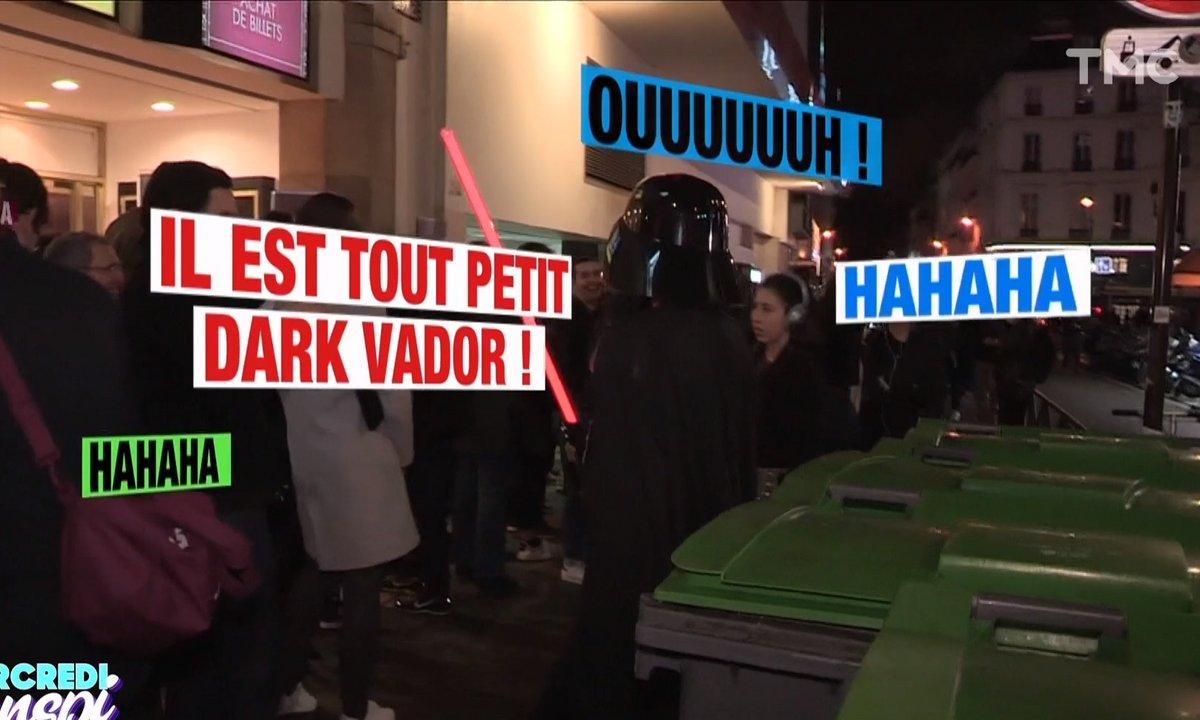 Mercredi Transpi à l'avant-première de Star Wars Rise of Skywalker