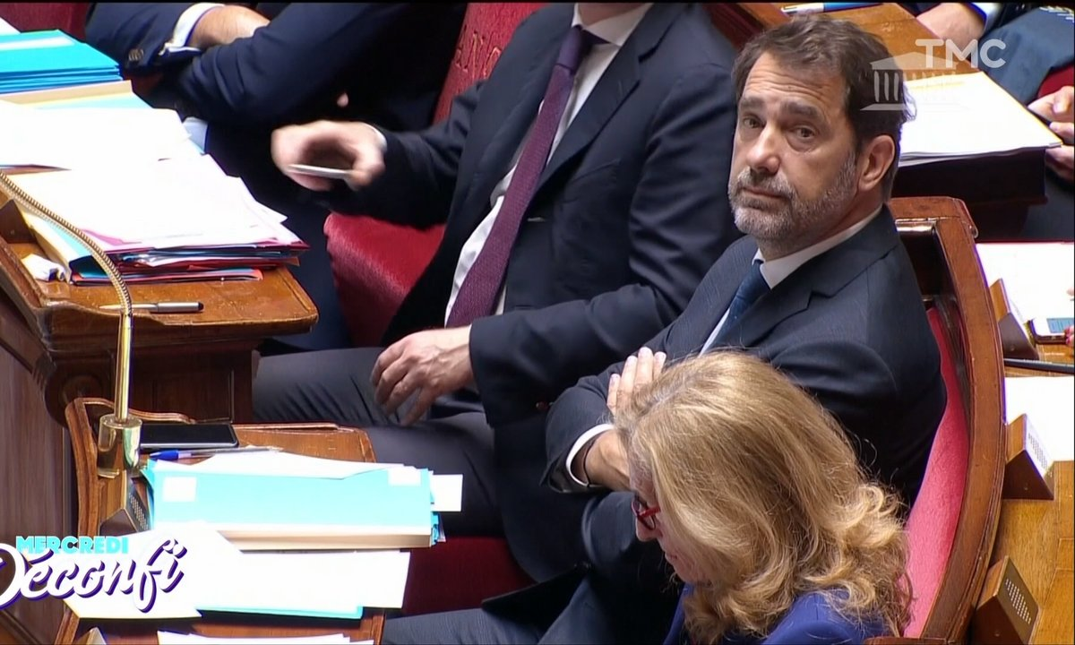 Mercredi Transpi : Christophe Castaner a pris cher dans les Foufous de l'Assemblée