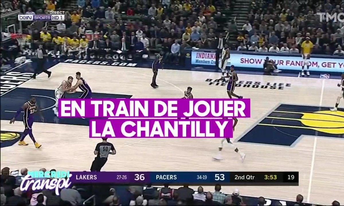 Mercredi Transpi : les com WTF de la NBA