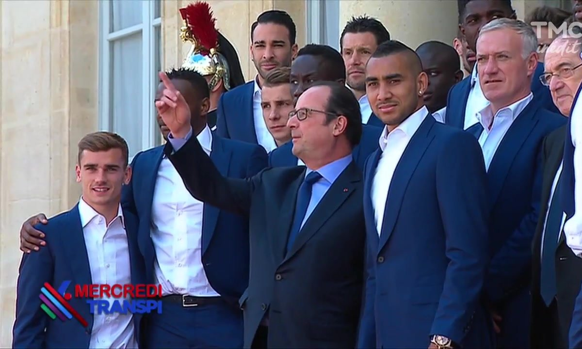 Mercredi Transpi : François Hollande clash les bleus