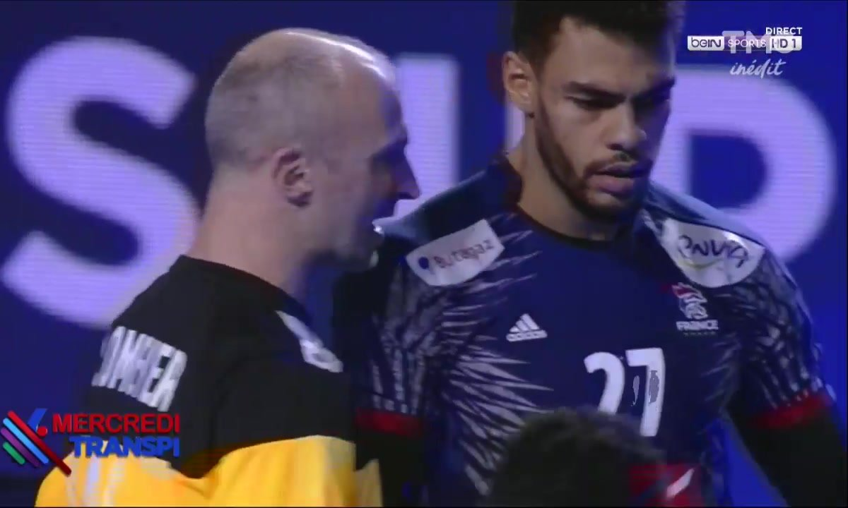 Mercredi Transpi - Handball, la soirée tranquille de Thierry Omeyer