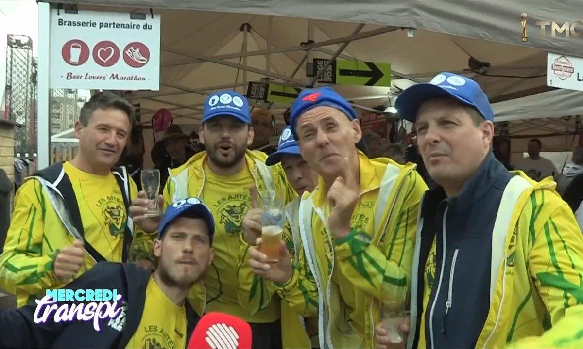 Mercredi Transpi : le marathon de la bière