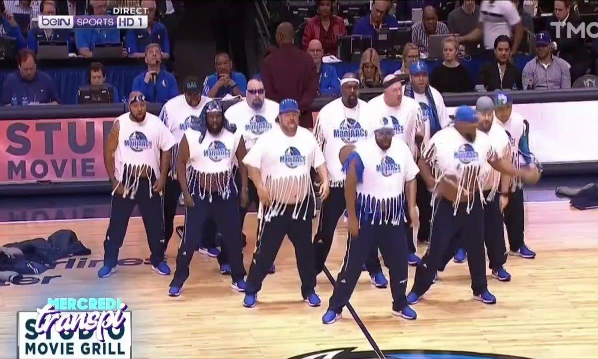 Mercredi Transpi : les pom-pom boys de la NBA