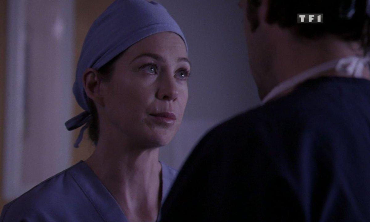"""Meredith à Derek : """"Choisis-moi. Et quitte la."""""""