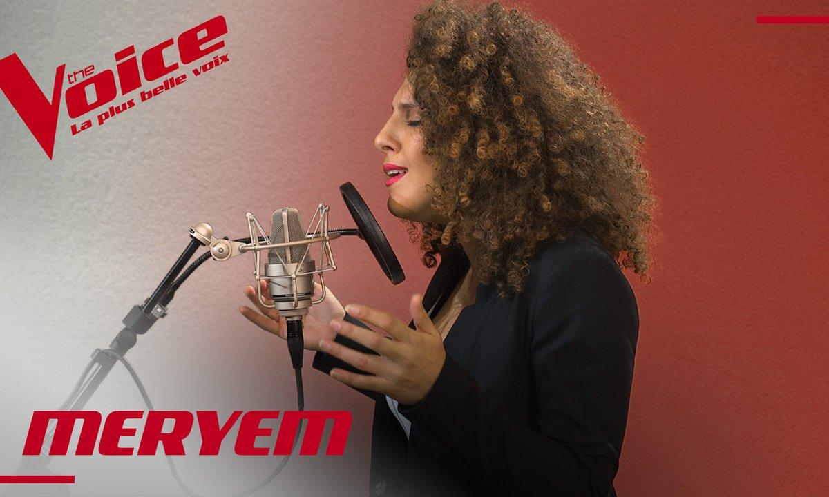 "La Vox des talents : Meryem - ""I don't want to miss a thing""- Aerosmith"