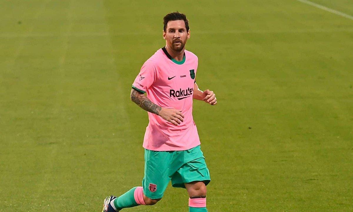 VIDEO - Messi marque son retour avec un but splendide