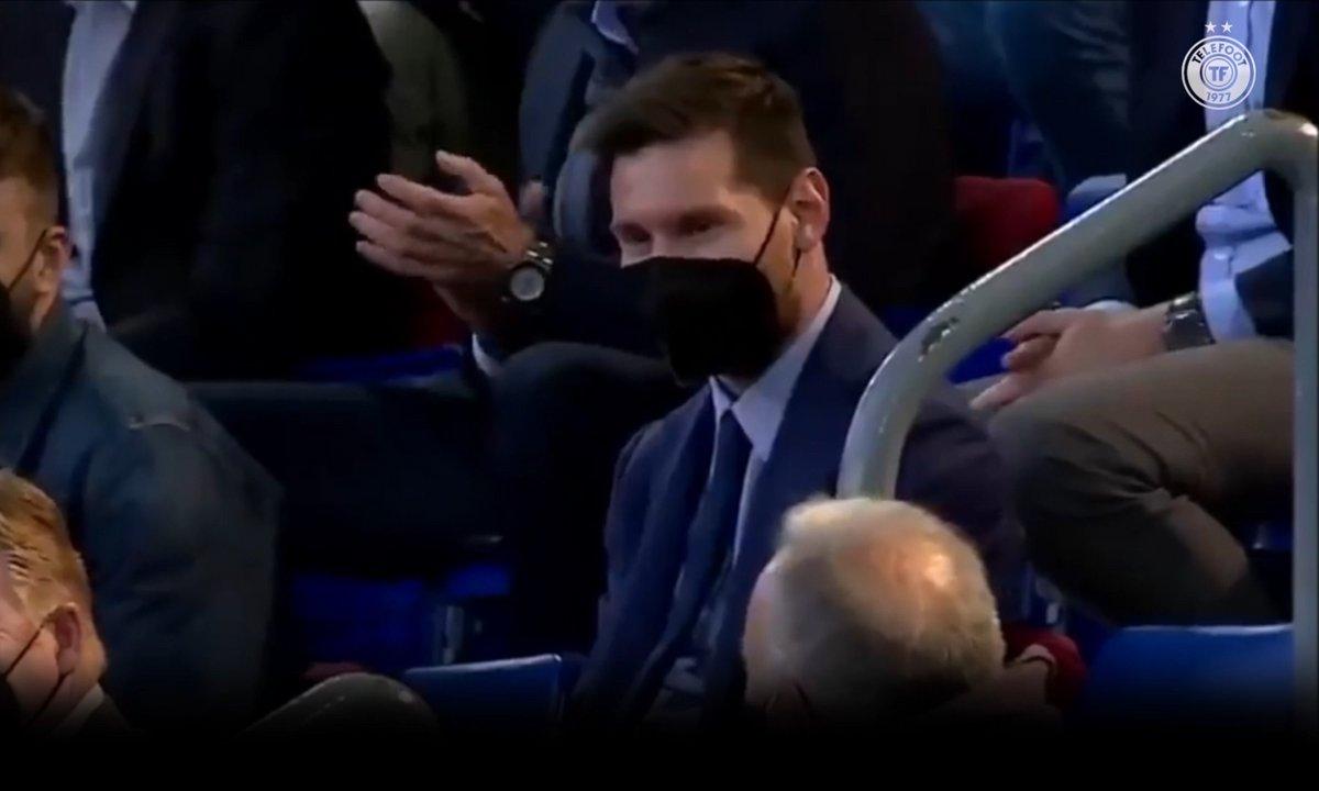 VIDEO - Une intervention très gênante pour Messi