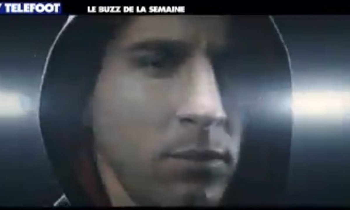 "MyTELEFOOT - Le Buzz : Messi le ""Hater"""