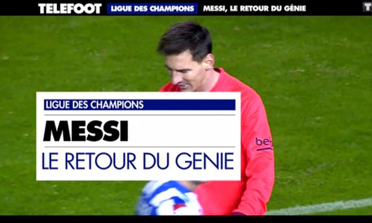 FC Barcelone : Messi, le retour du génie