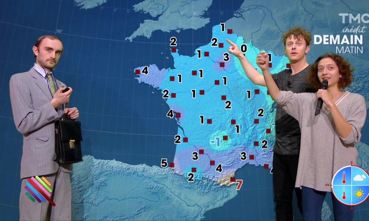 La météo du 07 novembre