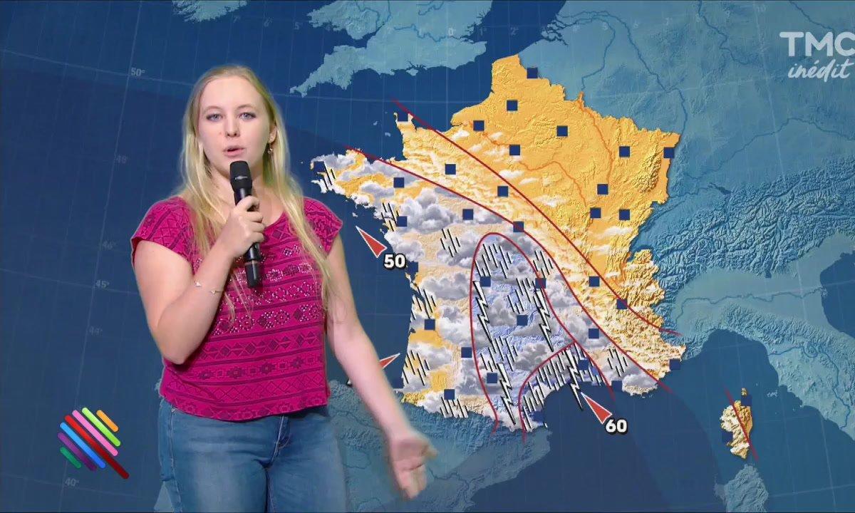 La météo du 13 septembre