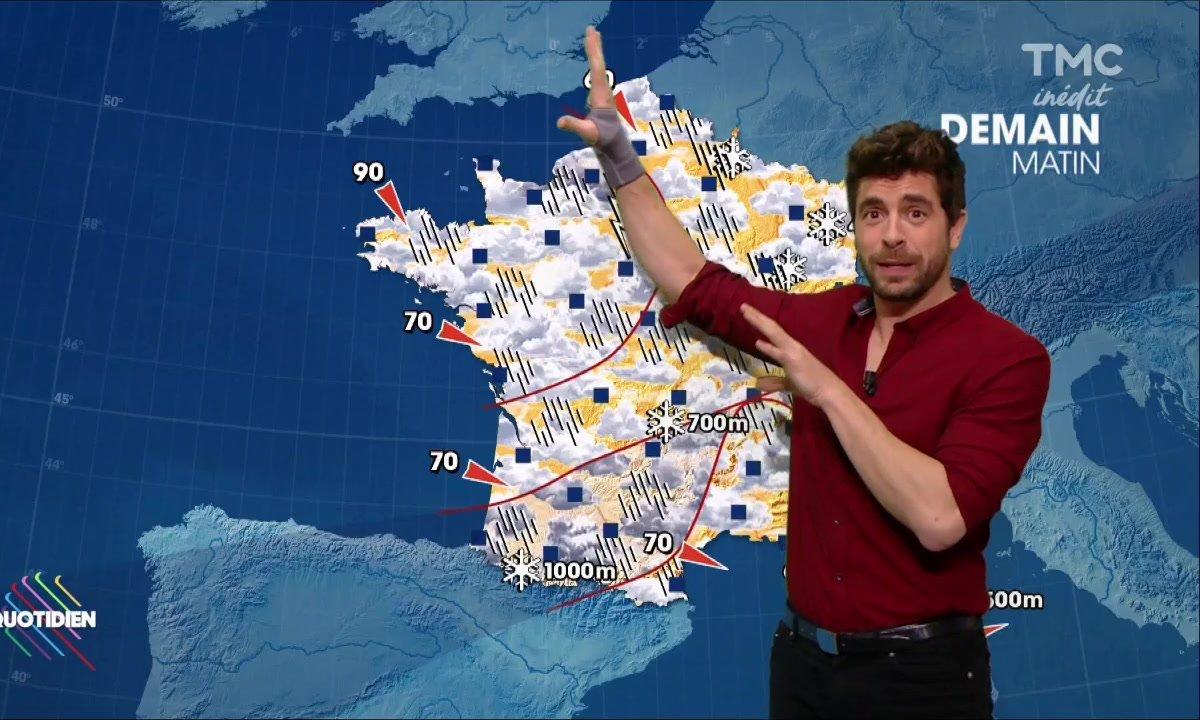 La météo du 14 décembre by Agustin Galiana