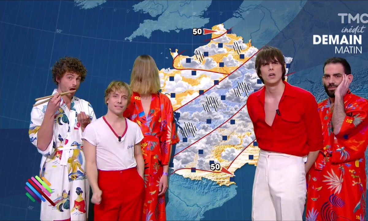 La météo du 20 mars par Papooz