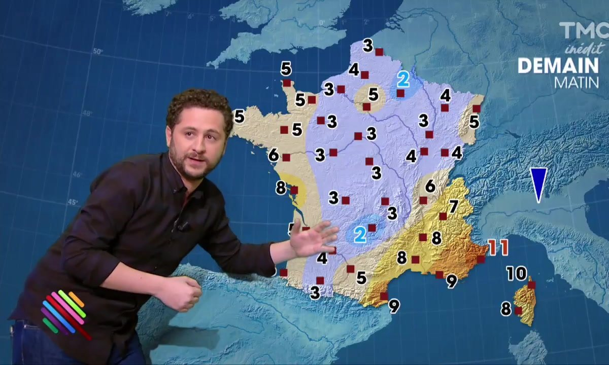 La météo du 21 mars by Azzeddine Ahmed-Chaouch