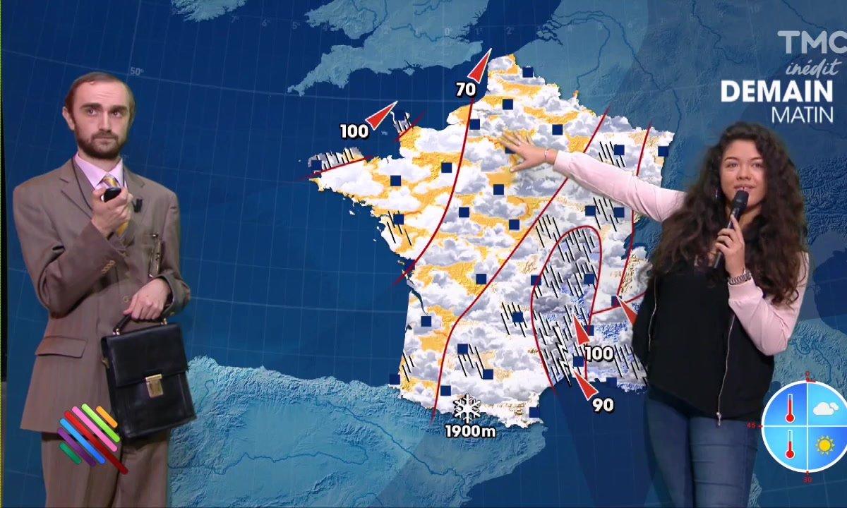 La météo du 21 novembre