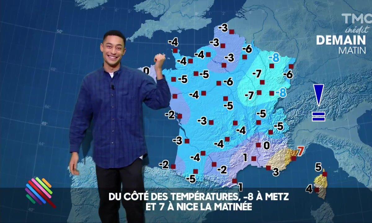La météo du 25 janvier par Loyle Carner