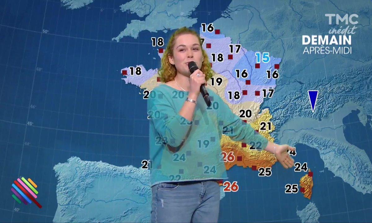 La météo du 4 octobre