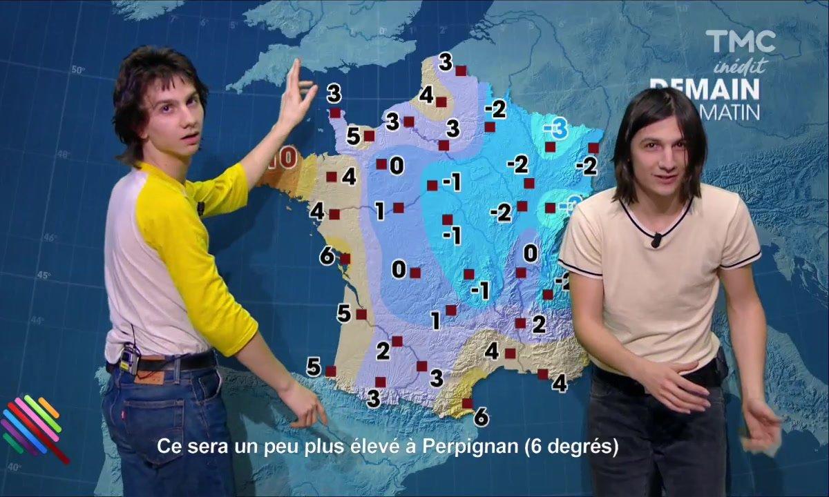 La météo du 6 décembre by The Lemon Twigs