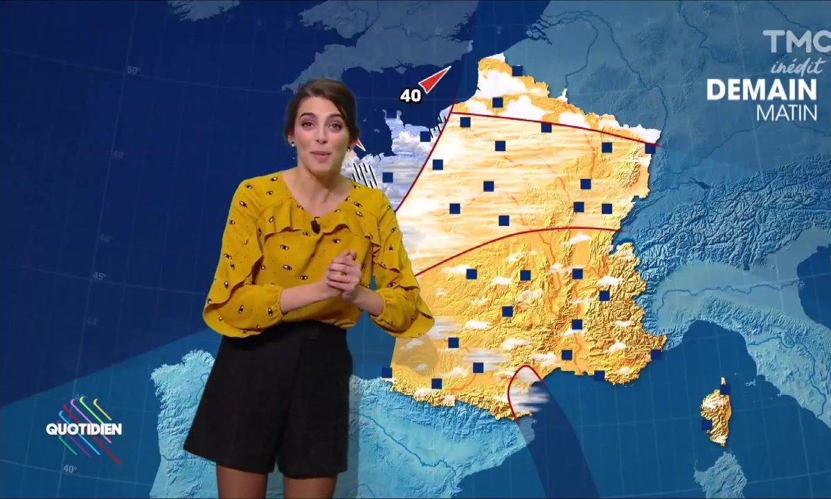 La météo de Lea Paci du 28 septembre